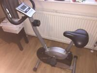 Marcy exercise bike in fully working order