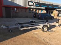 car trailer/ transporter small vehicle 13ftx5ft4in