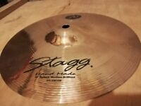 "Stagg SH Splash 10"" cymbal in excellent condition"