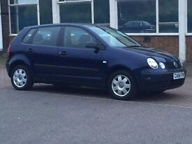 Volkswagen Polo 1.4 Twist Automatic 5 dr, long mot , HPI clear ,run very smooth, clean in and out,