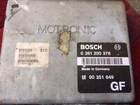 BOSH MOTRONIC ECU 0261200378