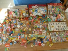 200+ Novelty Rubbers