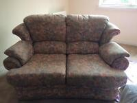 Sofa two seater Gplan very good condition