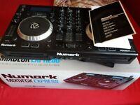 Numark mix deck express