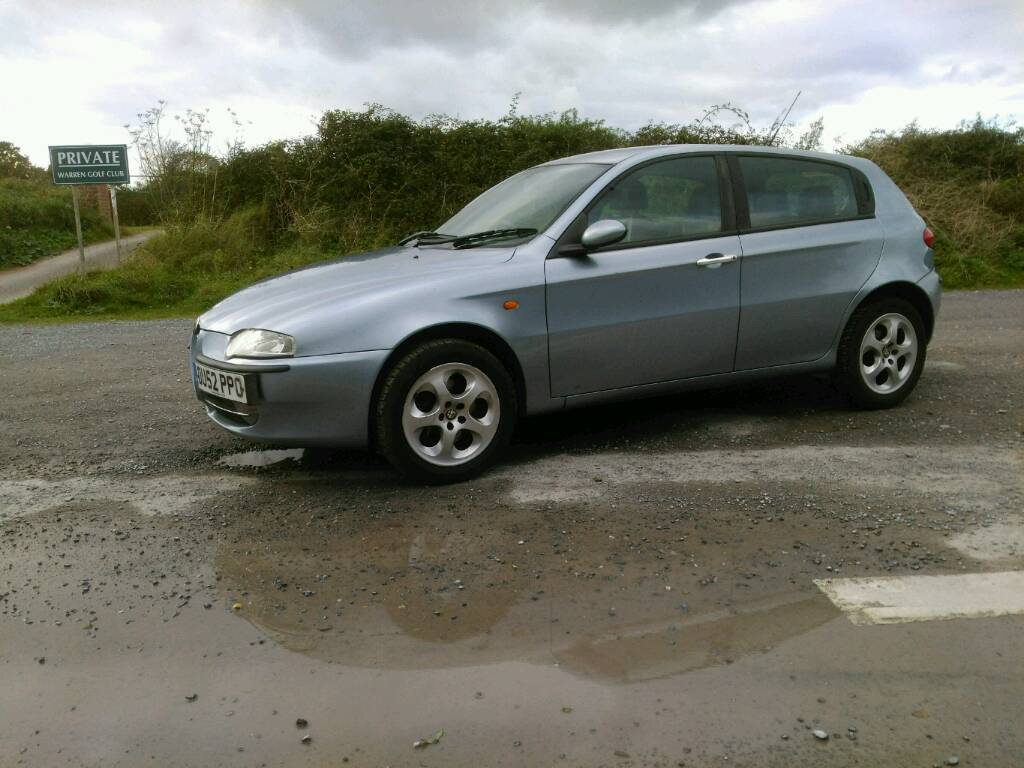 Alfa Romeo 147 Selespeed. FSH. Well looked after