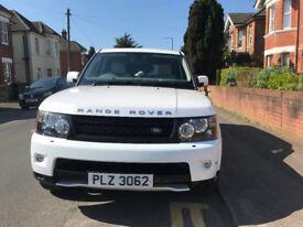 Land Rover Range Rover Sport 2.7TD V6 auto HSE MASSIVE SPEC!!