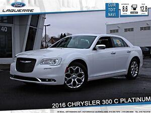 2016 Chrysler 300C **PLATINUM*AWD*NAVI*HARMON KARDON*FULL FULL**