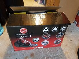 RUSH Vacuum cleaner by Hoover, in perfect working condition