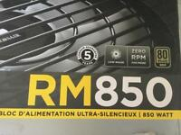 RM850 power supply.