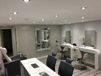 4 Indivdual Beauty Rooms for Rent + Common Area for Nails and Make-up, Reburb to highest standard