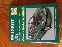 Peugeot 307 Haynes manual