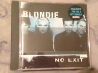 BLONDIE, GLORIA ESTEFAN & OTHERS CD COLLECTION
