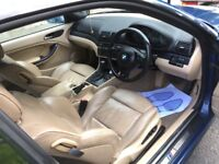 Bmw 330ci m sport automatic petrol 2001