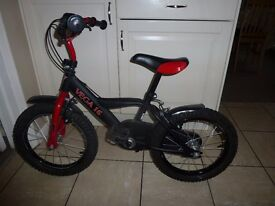 Boys bike Vega 16 vgc