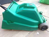 "12""/30cm Electric Turbo-Vac LAWNMOWER lawn mower £35ono"