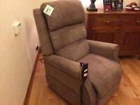 Electric Lift Riser and Reclining Chair