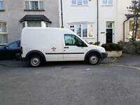 Transit connect t230 lwb 120k good condition
