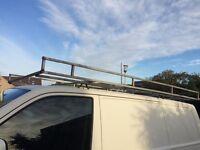 Volkswagen transporter roof rack
