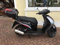125cc scooter Honda pes -r 125 great condition