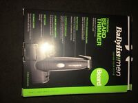 Babyliss beard trimmer