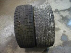 two 225-45-17 snow tires  $80.00