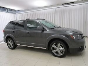 2017 Dodge Journey IT'S A MUST SEE!!! CROSSROAD 7PASS SUV w/ DVD