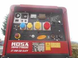 Mosa CT 350 LSX cc/cv