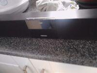 Toshiba sound bar speaker EXCELLENT