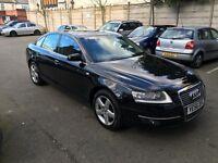 Audi A6 2.0TDI BLACK