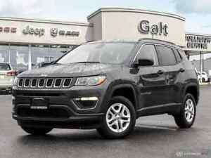 2019 Jeep Compass SPORT 4X4   COLD WEATHER GRP