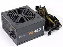 Corsair VS450 ATX Power Supply Hornsby Hornsby Area Preview