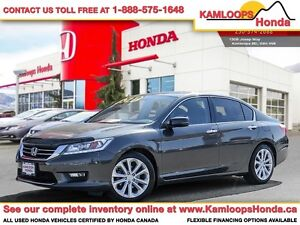 2014 Honda Accord Sedan Touring w/Navigation System