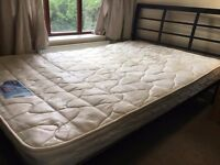 Used Mattress - Small Double - Silentnight Miracoil 3