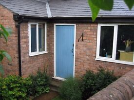Unique Cottage Studio Flat in Secluded Garden, Withington, South Manchester, 465 pcm plus 160 bills