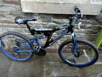 Dunlop all terrain mountain bikes