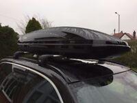 ****** Superb Hi-End Thule Motion XL (800) Black Glossy Roof Box (£330 ono) ******