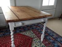 Small farmhouse table (Victorian?)