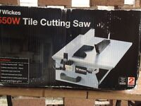 Tile cutter saw