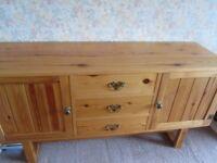 Hamlet pine sideboard dresser