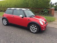 2006 MINI COOPER # CHECKERED ROOF # LEATHER INTERIOR #