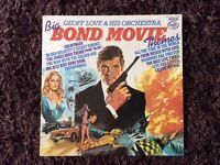 X1 Bond Movie LP Record