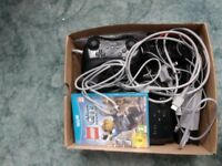 32GB Black Wii U console (no box)