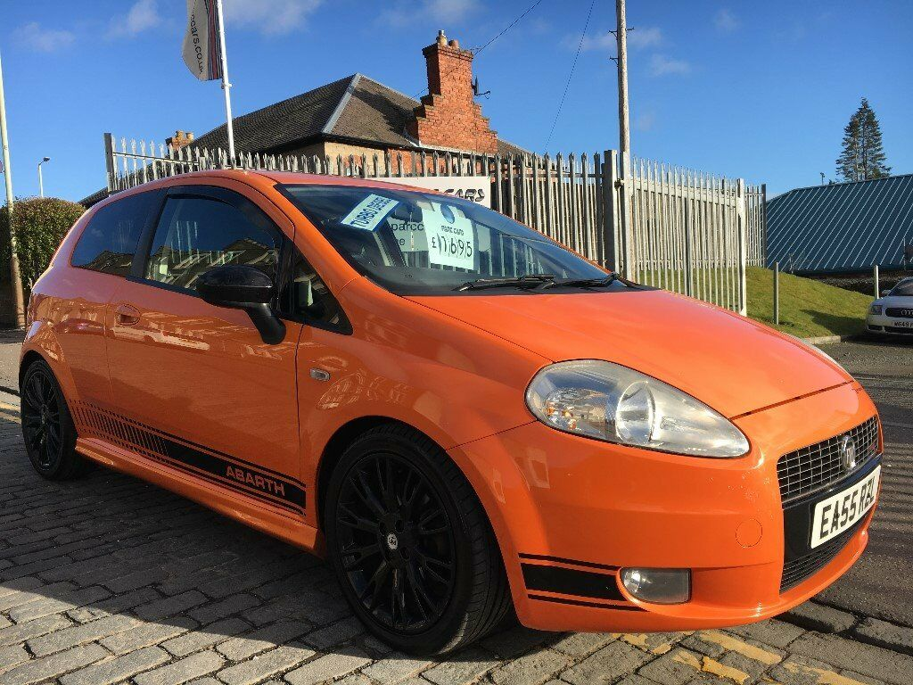 fiat grande punto 1 9 sporting multi jet jtd 55 plate 2006 nicely modified diesel sports. Black Bedroom Furniture Sets. Home Design Ideas