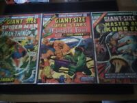 Marvel Two in One comics for sale!