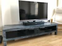 LACK TV bench black 149x55 IKEA