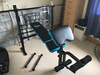 Weight bench excellent condition!!!