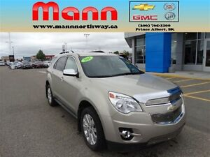 2011 Chevrolet Equinox 2LT -PST paid, Remote start, Dual zone cl