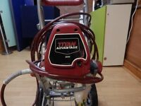 Airless paint sprayer - Titan Advantage 200 in perfect working order