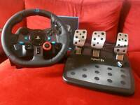 G29 + Gear Shifter (Pick up Only)