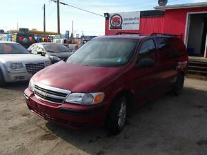 2004 CHEVROLET VENTURE LT EXT. Prince George British Columbia image 1